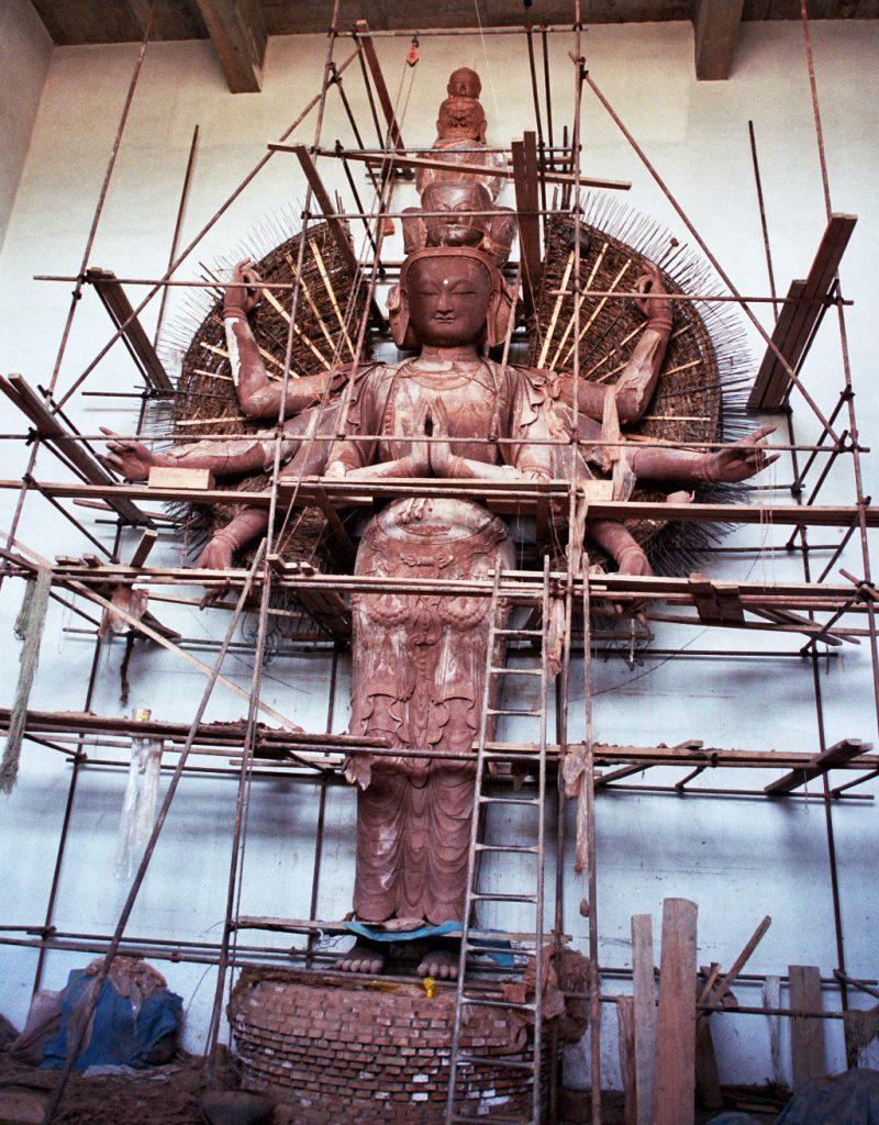statue tongren