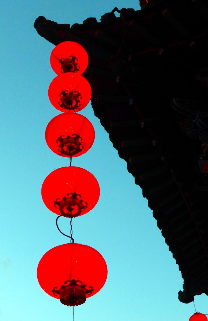 taiyuan lanterns