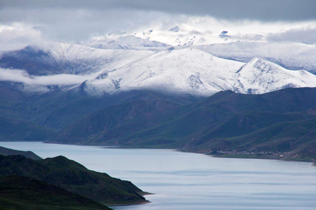 Yamdrok-Tso Lake Tibet