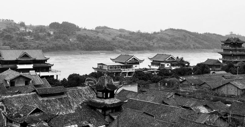 Lizhuang Ancient town 李庄古镇
