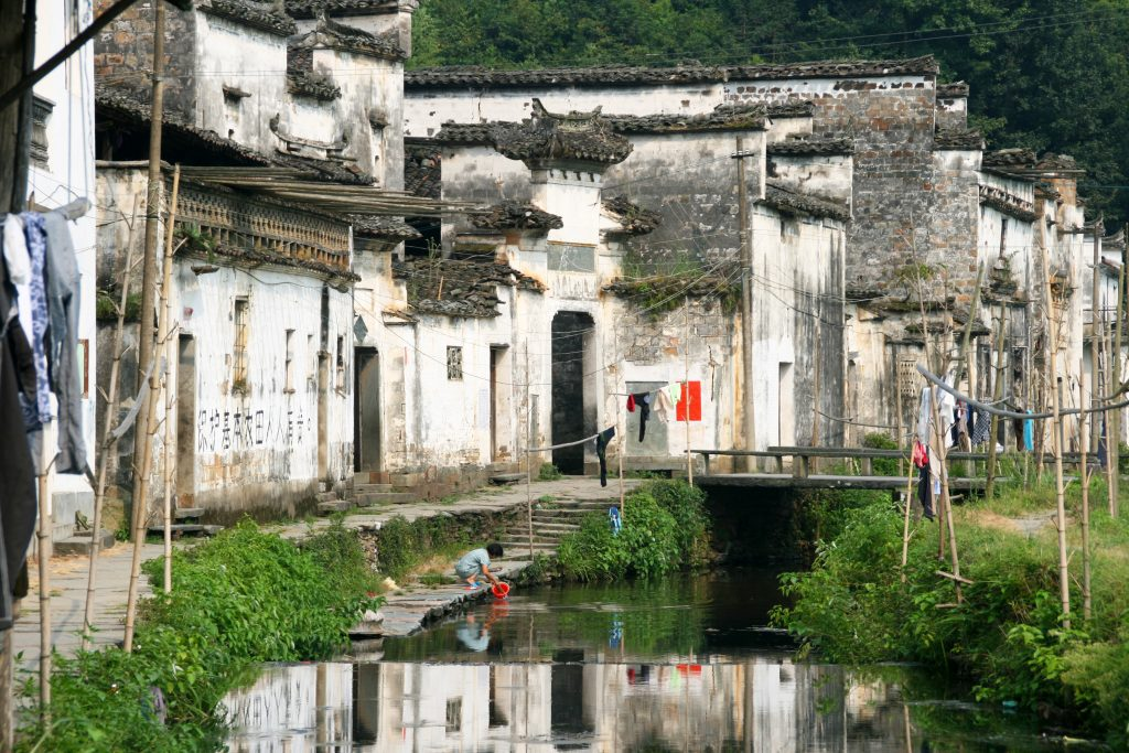 Ancient Villages of Wuyuan