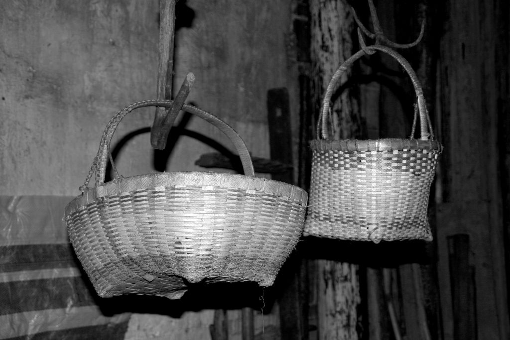 old baskets Yancun 延村