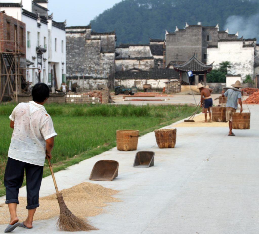 Yancun Village Wuyuan
