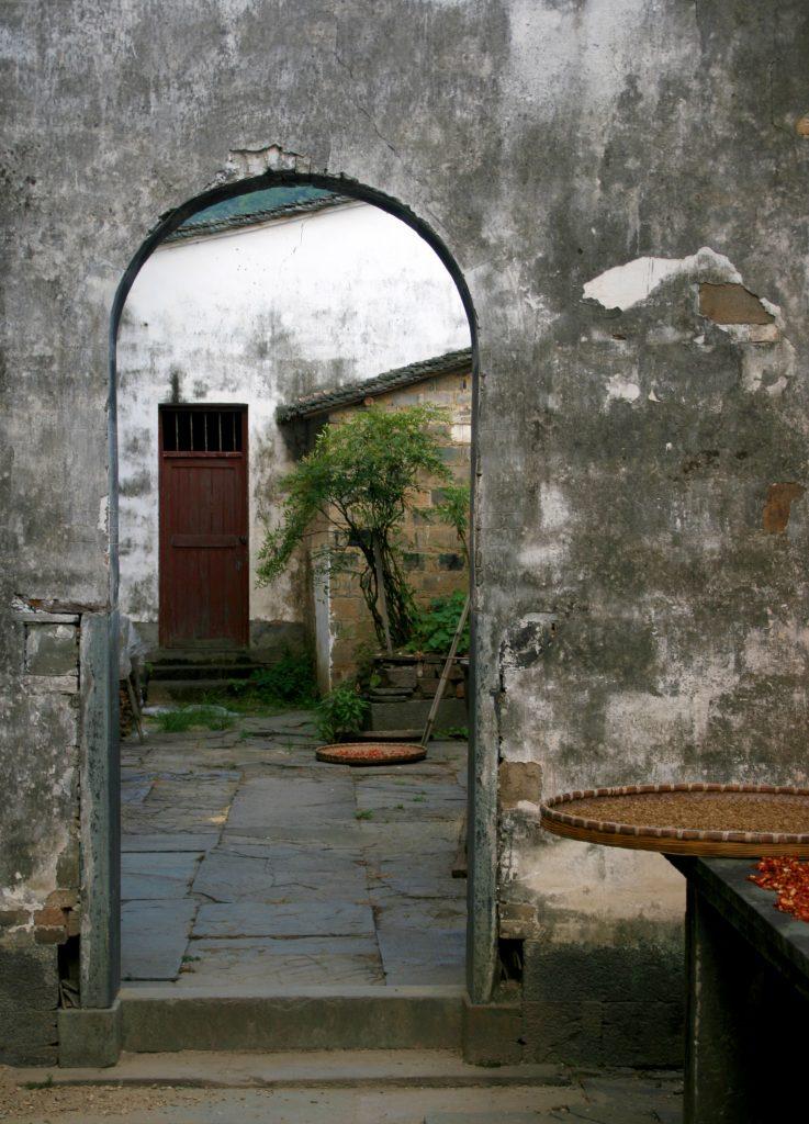 Yancun Village Wuyuan
