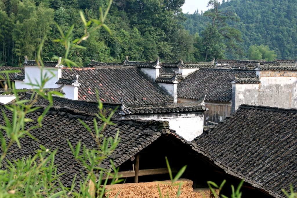 Ancient villages of Wuyuan,,One of China's Most Stunning Villages: Hongcun 洪村 (Wuyuan 婺源, Jiangxi 江西省 Province)