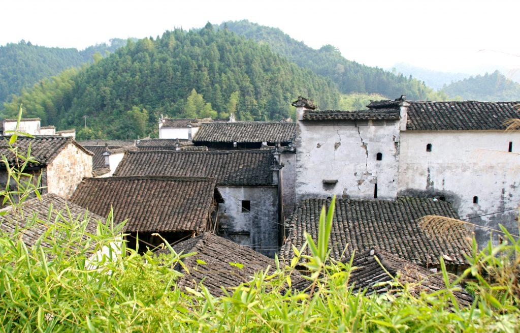 One of China's Most Stunning Villages: Hongcun 洪村 (Wuyuan 婺源, Jiangxi 江西省 Province)