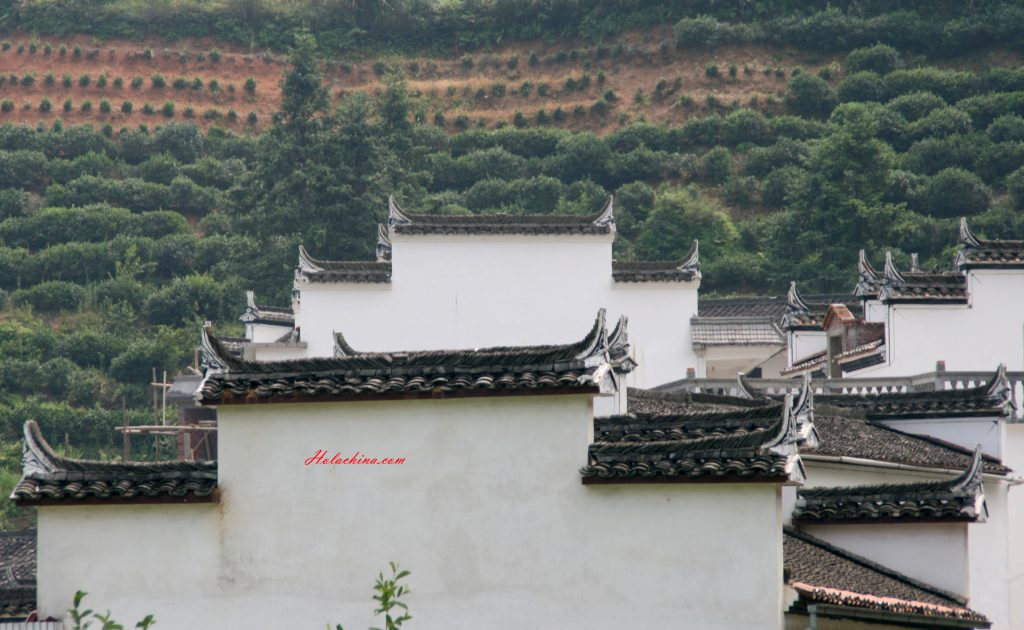 Hongcun 洪村 One of China's Most Stunning Villages: (Wuyuan 婺源, Jiangxi 江西省 Province)