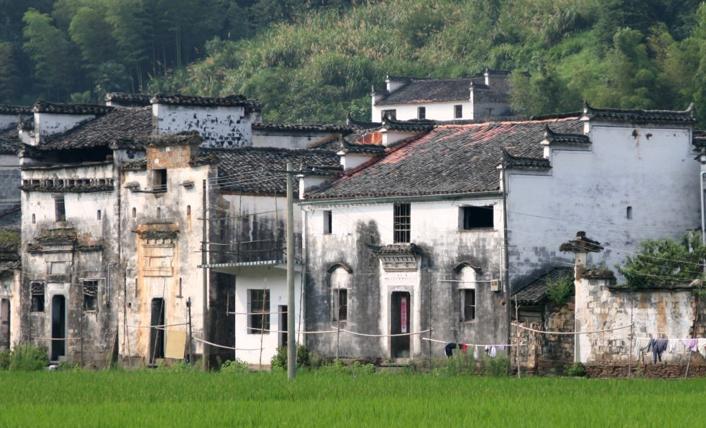 One of China's Most Stunning Villages: Hongcun 洪村 (Wuyuan 婺源, Jiangxi 江西省 Province)