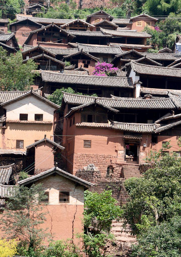 Nuodeng Bai Village