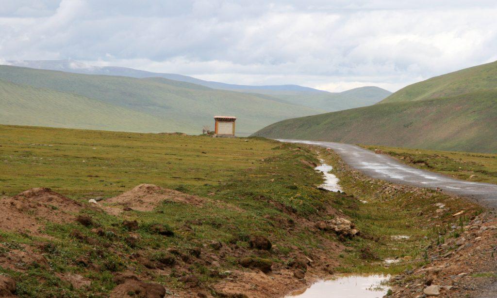 Sichuan Tibetan Highway