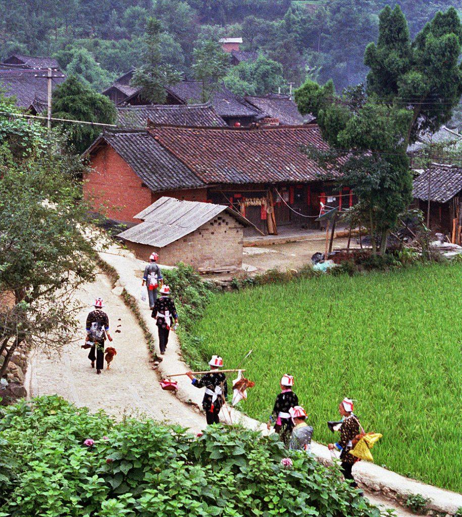 Matang Village
