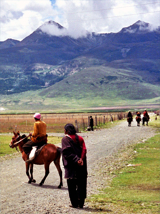 Litang; China's Wild West