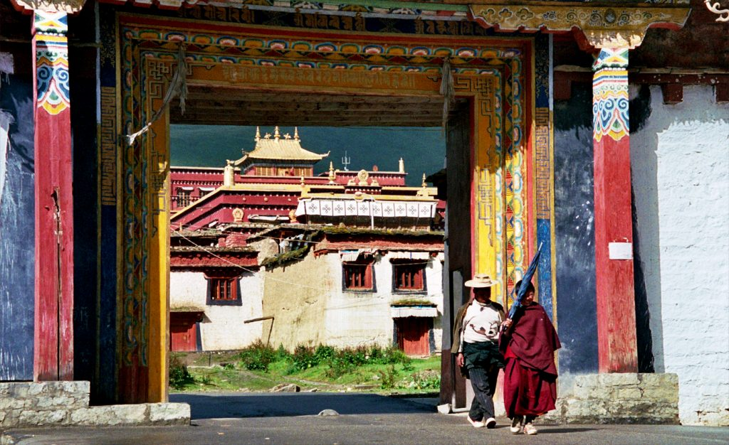 Litang  China's Wild West