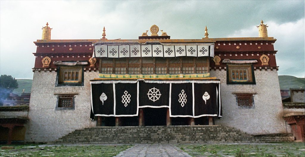 The Chöde Gompa Litang