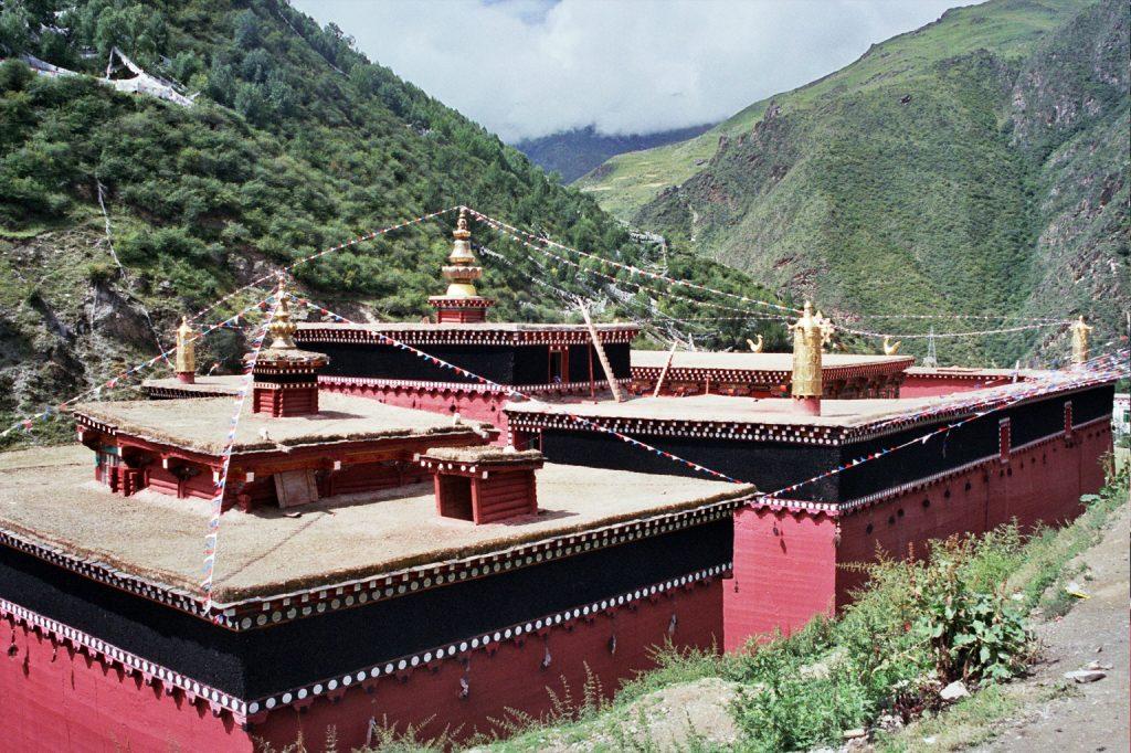 Bakong Tibetan Scripture Printing Lamasery Dege