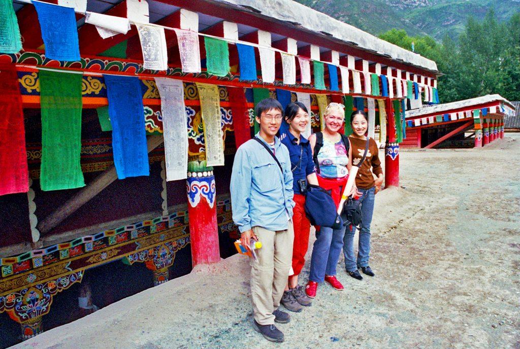 Bakong Tibetan Printing Monastery Dege