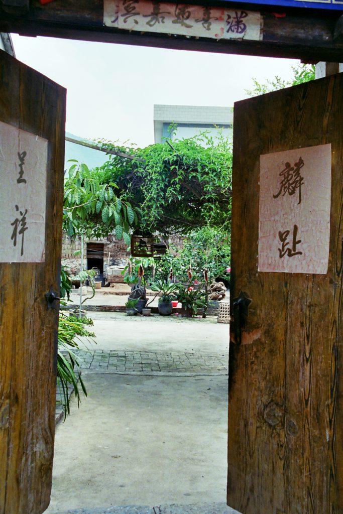 Amazing Courtyard Wase