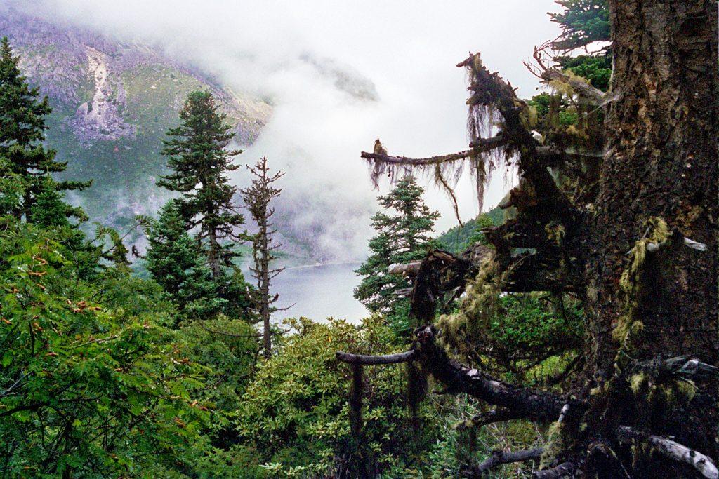 Mysterious Mugecuo Lake