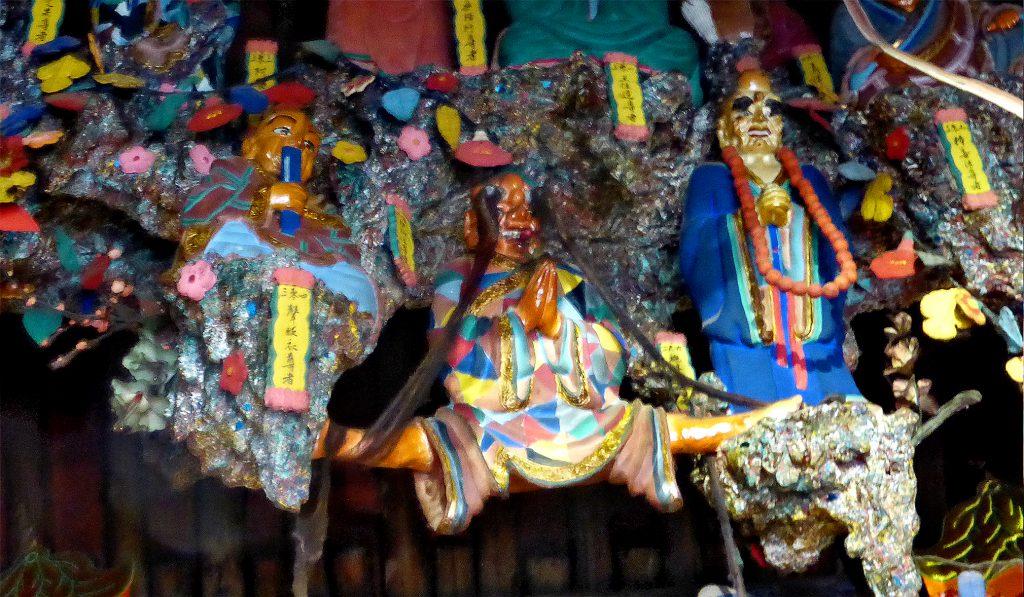 Jinge temple Wutaishan