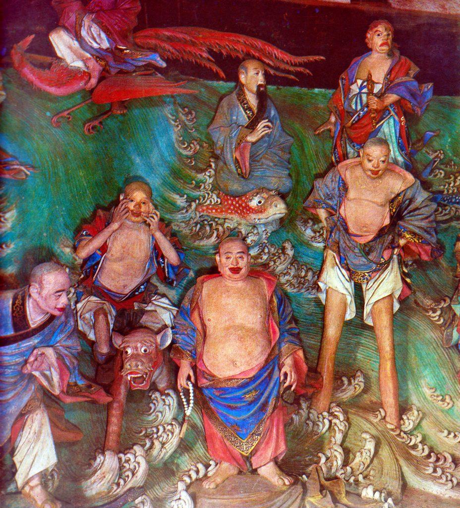 Qióngzhú Sì Bamboo Temple Kunming Yunnan Province