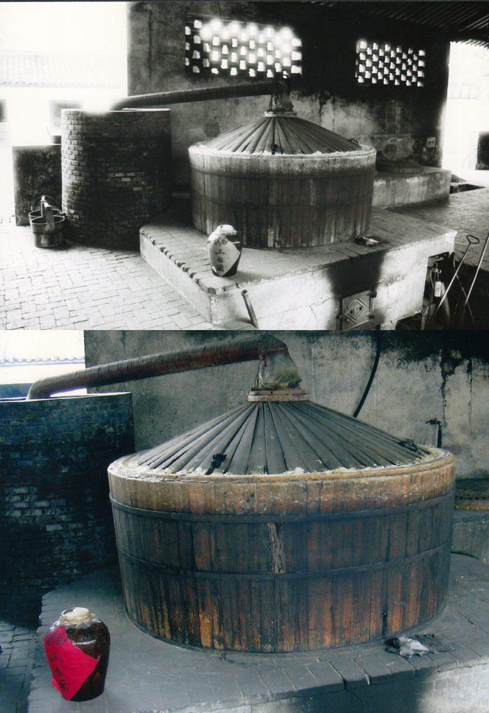Brewing Rice Wine Wuzhen