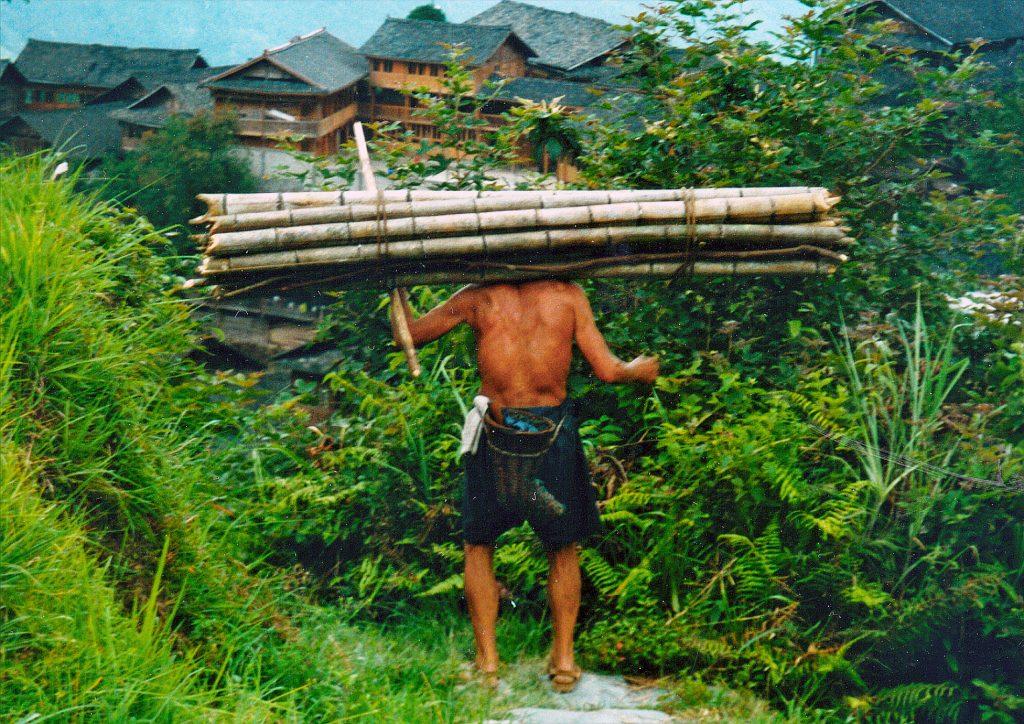 Bamboo Carrier Ping'an