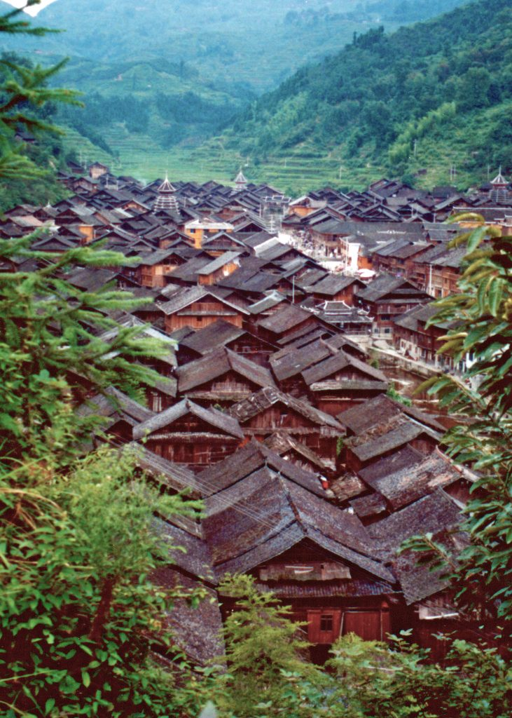 Zhaoxing: The Ultimate Dong Village.