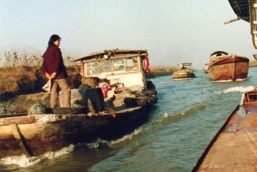 Suzhou to Hangzhou by Ferry