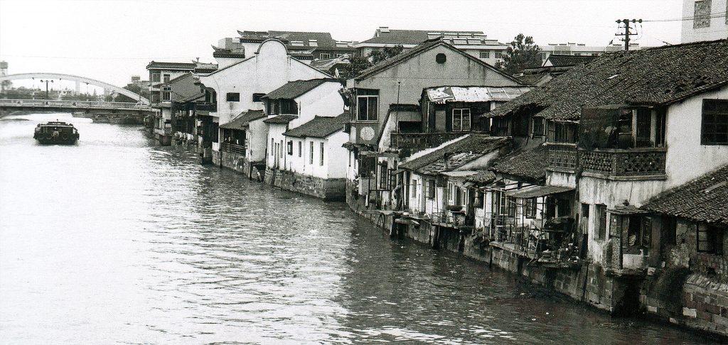 Old Untouristed Wuzhen
