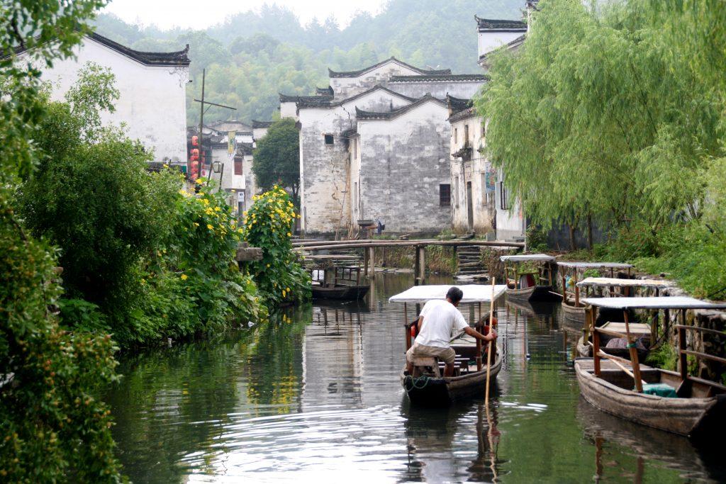 Likeng Wuyuan Jiangxi Province