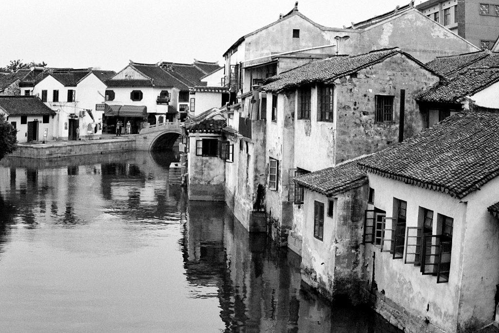 Tongli Water Town Jiangsu Province