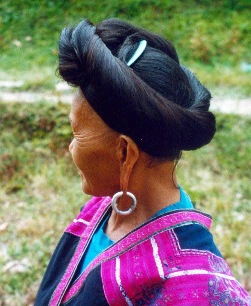 Yao Lady with amazing ears