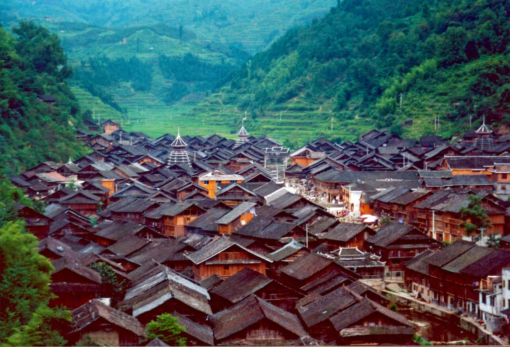 Beautiful Zhaoxing