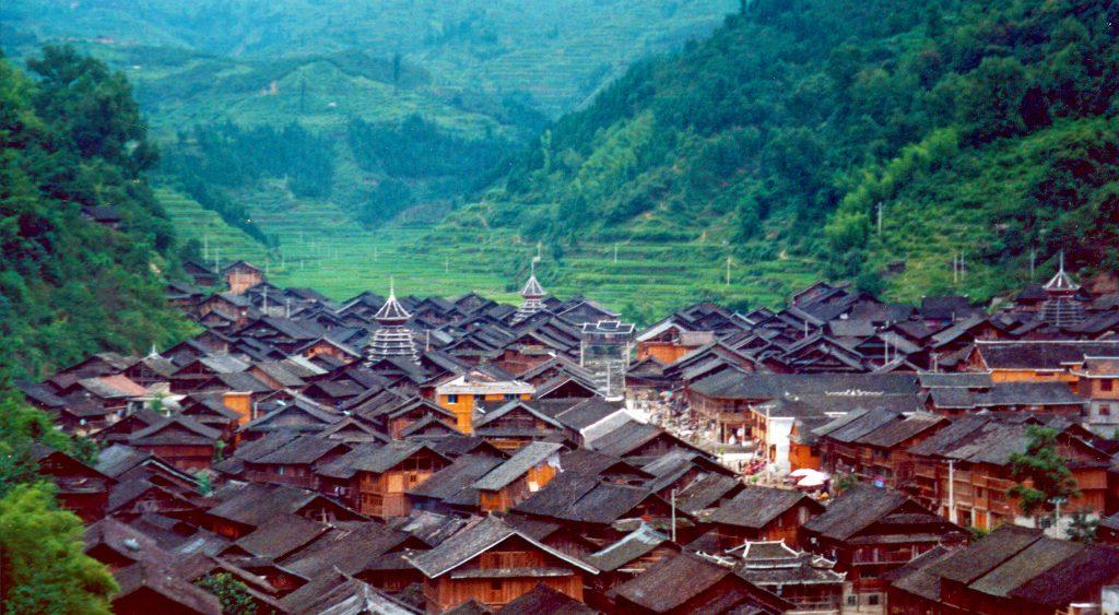 Stunning Zhaoxing