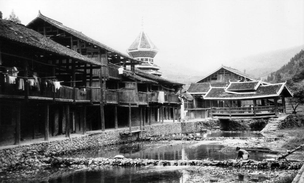 River Scene Zhaoxing