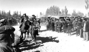 Kashgar Horse Market 1990