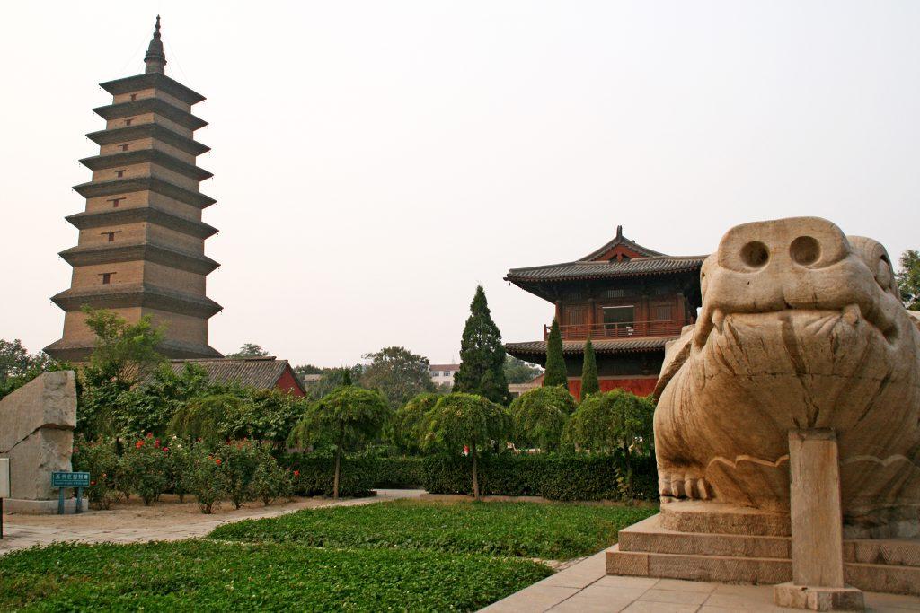 Bixi  赑屃 Bì Xì; China's Monster. Colossal Bixi Kaiyuan Temple Zhending