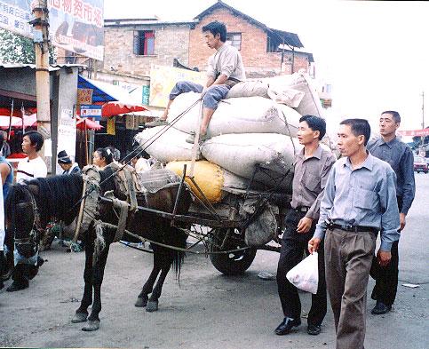 Miao Traders Guizhou