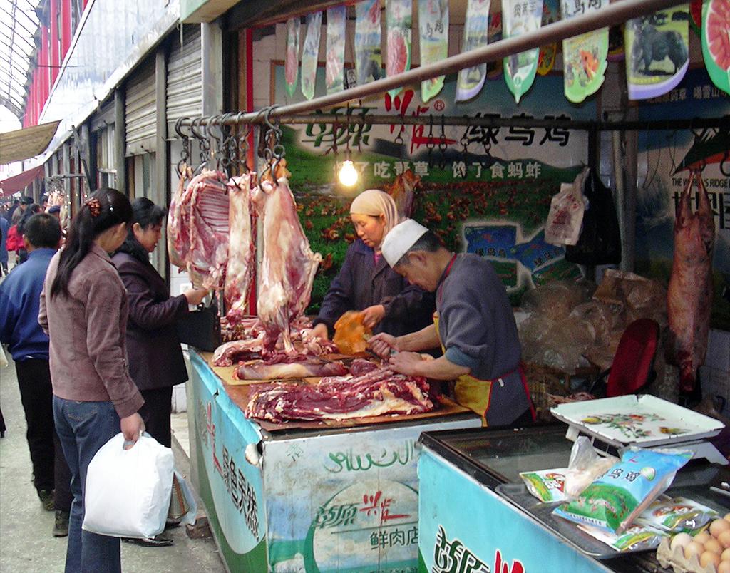 Xining Markets