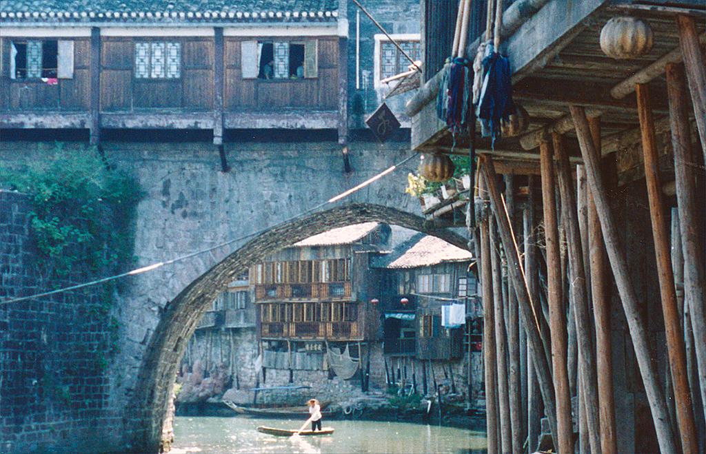 Stilt Houses Fenghuang 2003