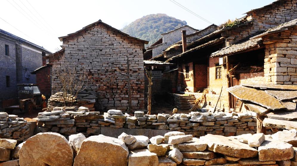 Danuohei Village – (大糯黑村) Sani Village