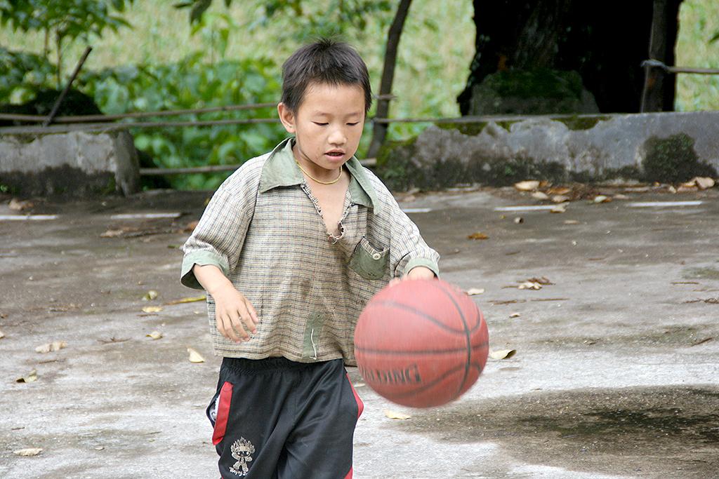 The Next Yao Ming?