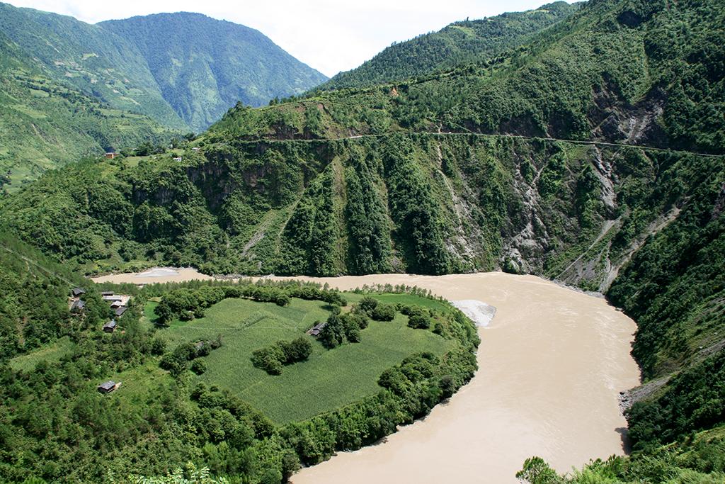 Magical Peach Island: Nujiang River